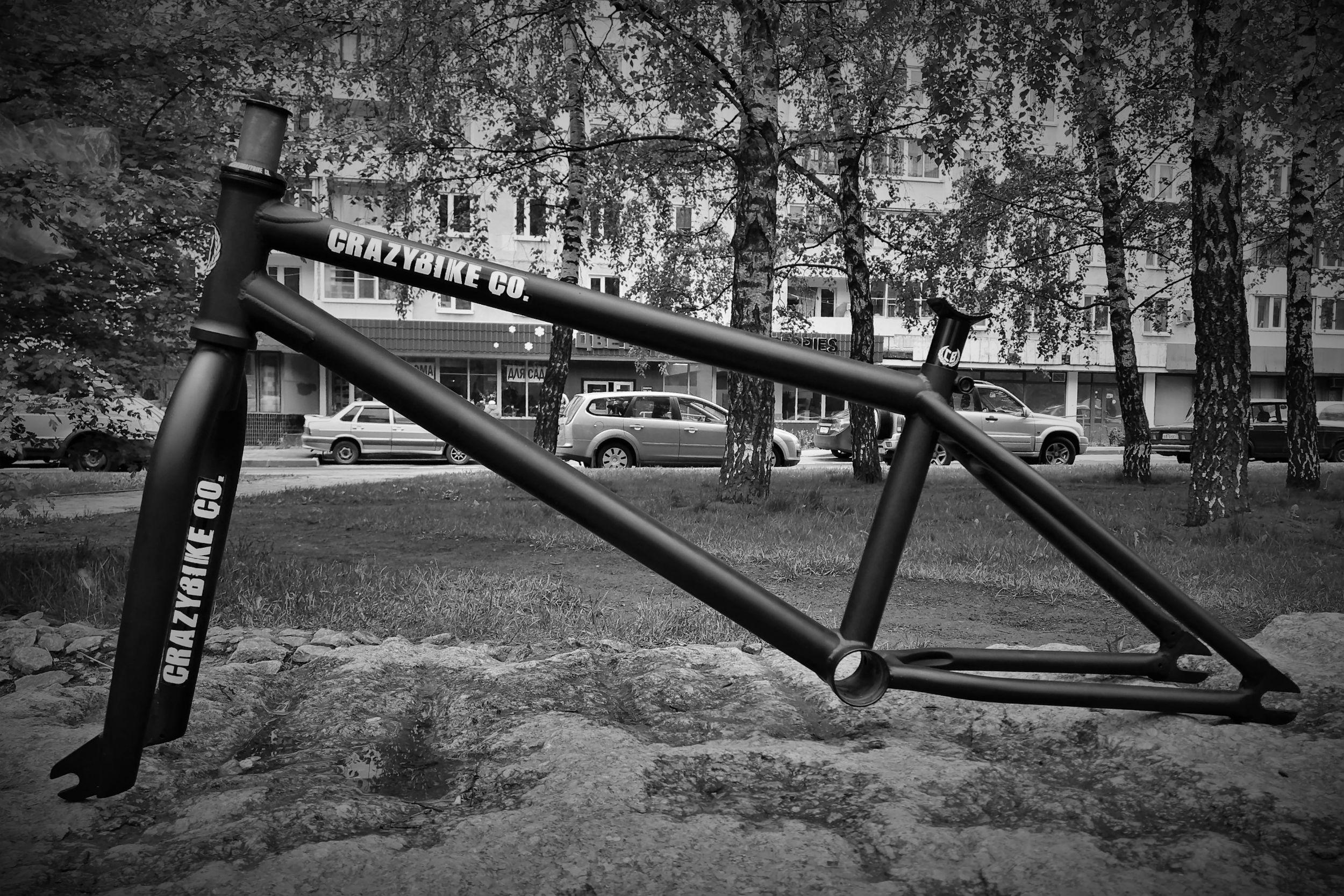 Фреймсет BMX CB Cred In Harm Купить в Москве по цене 18181.5 Руб.