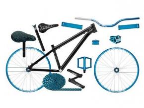 Велозапчасти MTB
