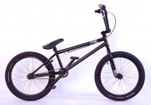 Велосипед BMX 713Bikes Black Z 2019 -