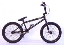 Велосипед BMX 713Bikes Black X 2019 -