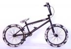 Велосипед BMX 713Bikes Black X (камуфляж) 2019