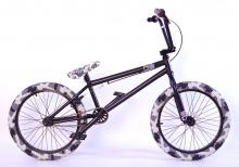 Велосипед BMX Трюковый 713Bikes Black X (камуфляж) 2019 -