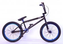 Велосипед BMX 713Bikes Black S 2019 -