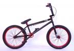 Велосипед BMX 713Bikes Black R 2019