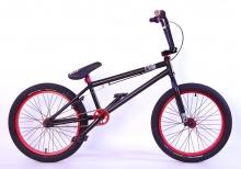 Велосипед BMX Трюковый 713Bikes Black R 2019 -