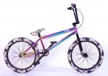 Велосипед BMX 713Bikes Nitro X (камуфляж) 2019 -