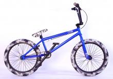 Велосипед BMX 713Bikes Virus X (камуфляж) 2019 -