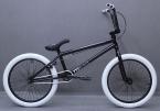 Велосипед BMX Трюковый 713Bikes Black 2020