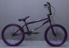 Велосипед BMX Трюковый 713Bikes Voodoo S 2020 -