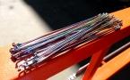 Спицы  BMX С Ниппелем Oilslick (Нерж. Сталь)