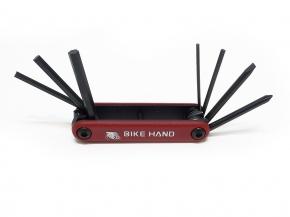 """Инструмент BikeHand 6-гран. """"ножик"""" YC-267"""