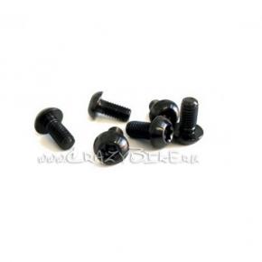 Болты для крепления тормозного ротора M5x10 (6шт)